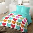 Nowe, kolorowe akcenty, które ożywią wnętrze sypialni
