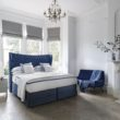 Królewskie łóżka Hypnos z nagrodą National Bed Federation