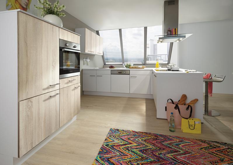 Verle Küchen – praktyczne i przystępne cenowo kuchnie laminowane