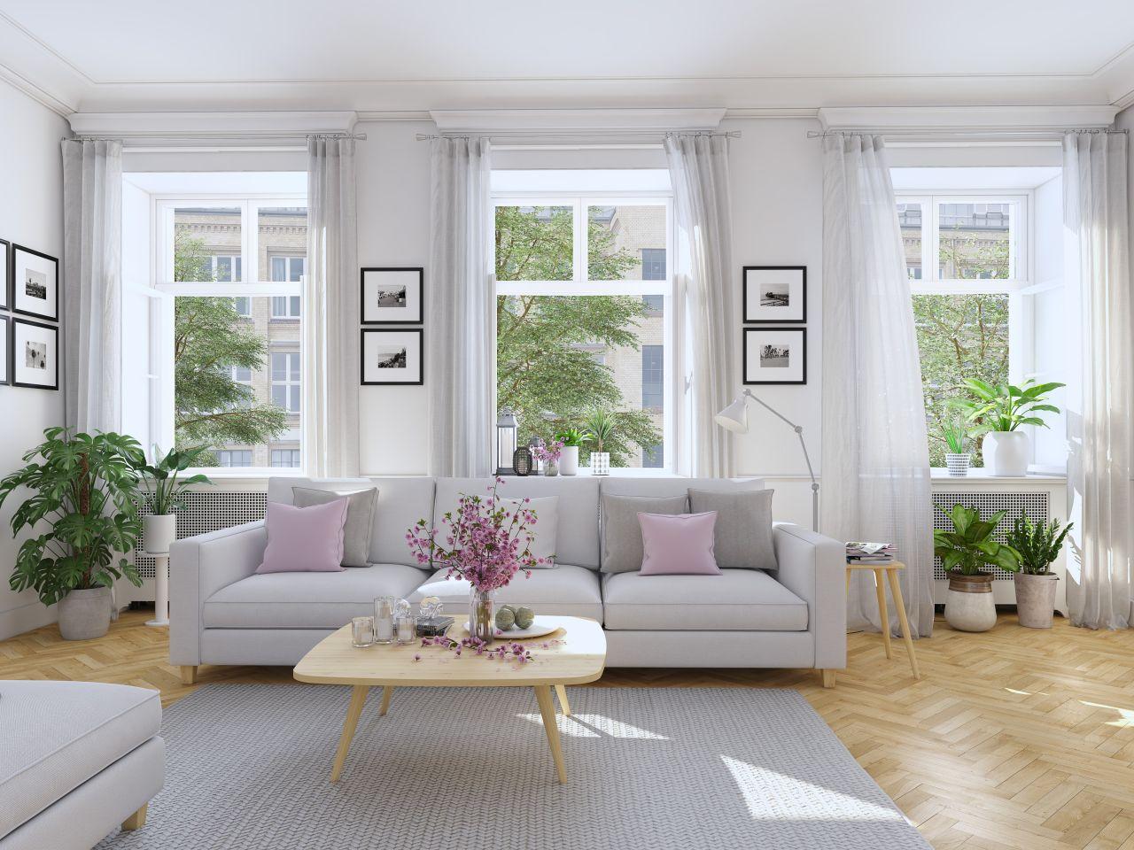 Jak ocieplić wnętrze domu? 4 proste tricki aranżacyjne