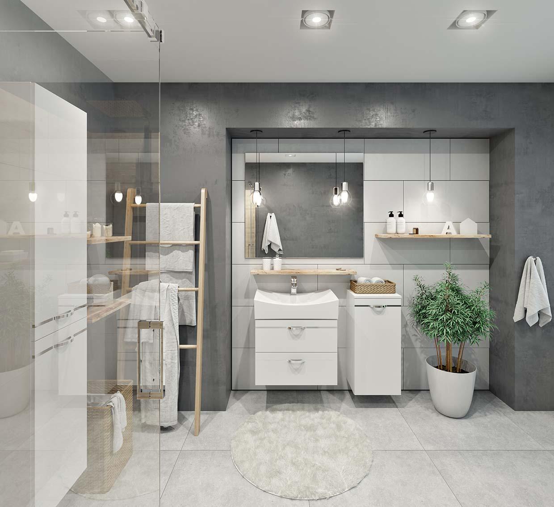 Wyposażenie łazienki pomoże zrealizować noworoczne postanowienia
