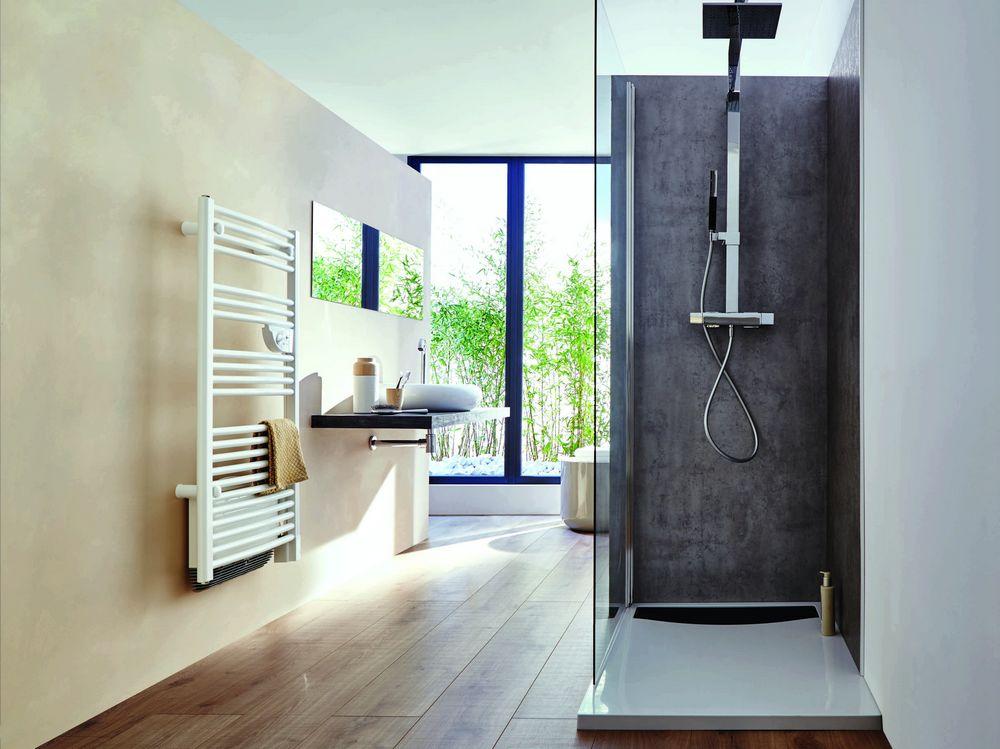 Grzejnik do łazienki w wersji elektrycznej lub wodnej