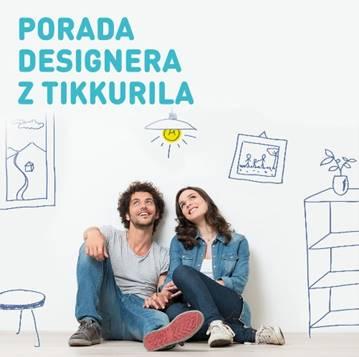 Bezpłatne konsultacje z designerami w całej Polsce z Tikkurila