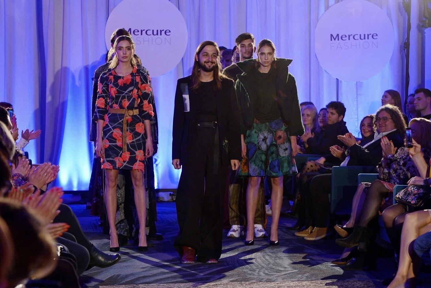 Za nami pokaz Mercure Fashion Night by Patryk Wojciechowski