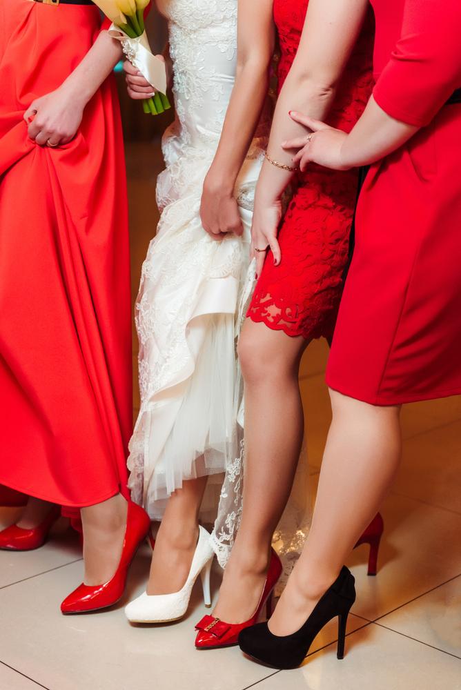 Na wesele w rajstopach? Można, a nawet trzeba!