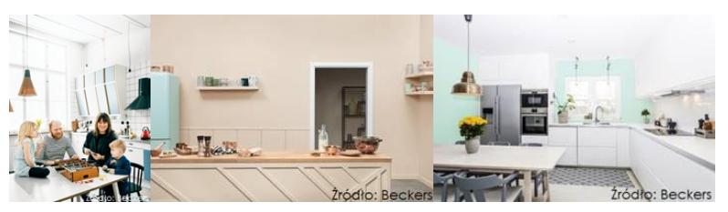 Beckers: stylowa kuchnia na rodzinne spotkania