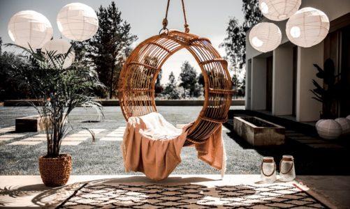 Fotele wiszące – Rozkoszne bujanie w obłokach