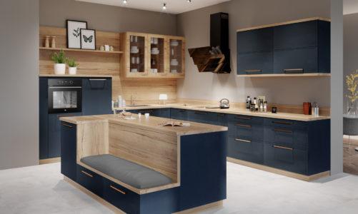 Urządzamy kuchnie: wybieramy wyspę kuchenną. W kuchni liczy się wygoda i ergonomia, dlatego nie ma tutaj miejsca na przypadkowe lub źle rozmieszczone meble