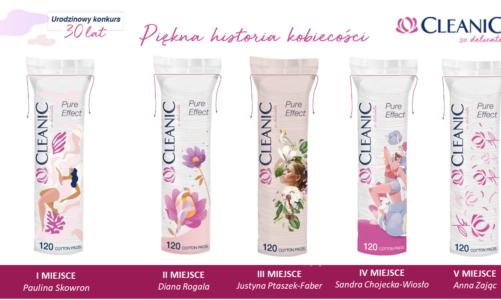 Finał Pięknej historii kobiecości – znamy laureatów jubileuszowego konkursu marki Cleanic